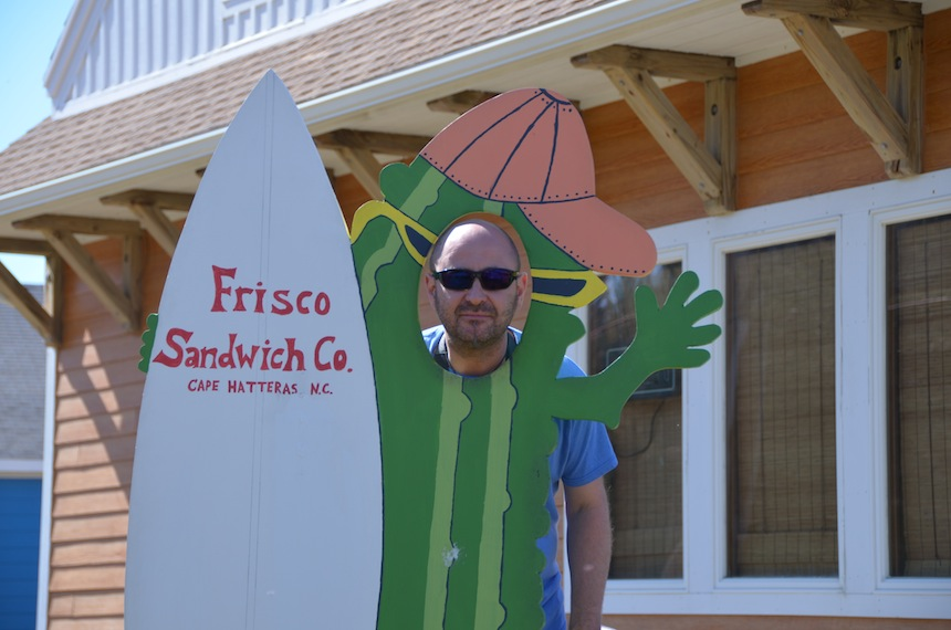 More than just yuccas in Frisco...